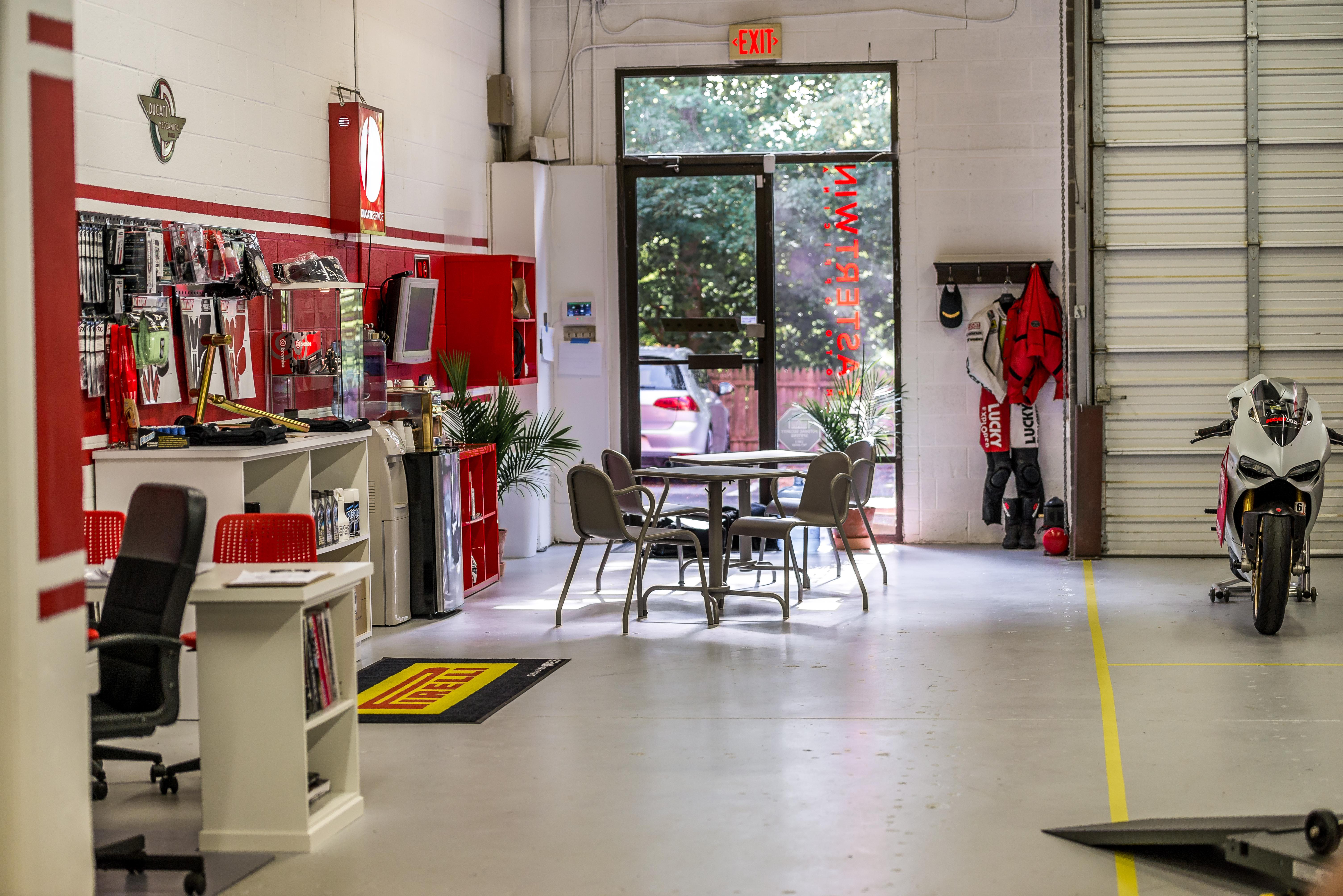 Fastertwin Ducati Service