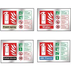 Chrome-Fire-Extinguisher-Identification-