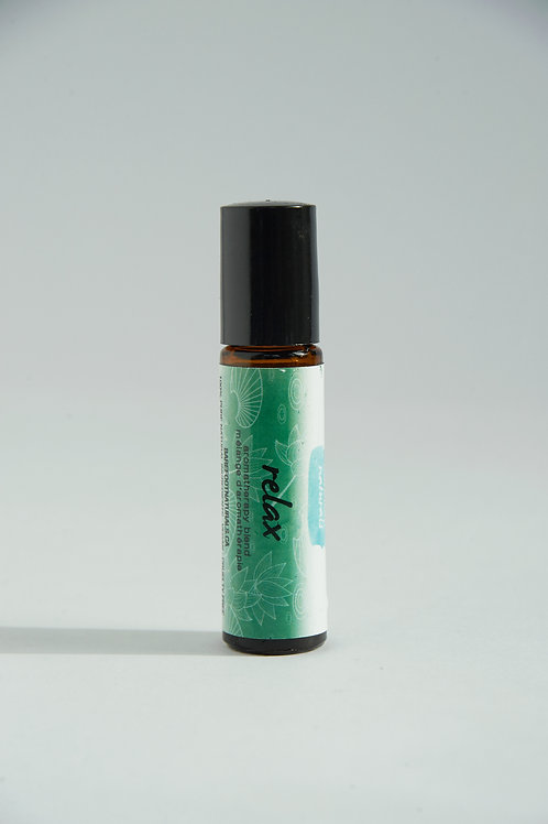 Relax Aromatherapy Roller