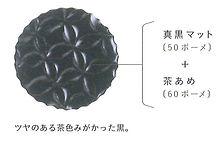 真黒マットと茶あめ.jpg