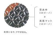 茶あめと真黒マット.jpg