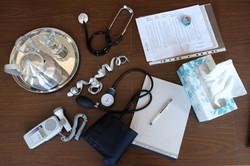 Cura Clinic Equipment