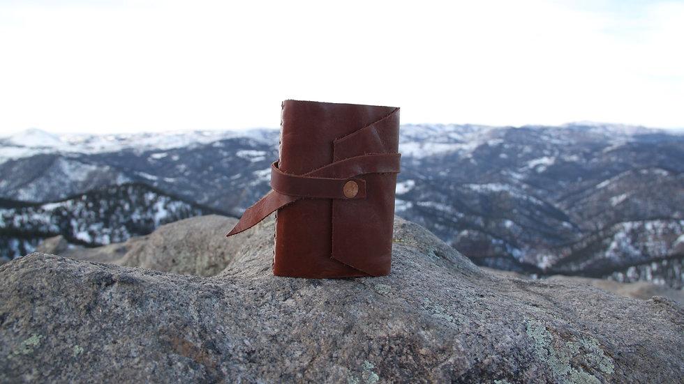 Pocket Journal -Light Brown