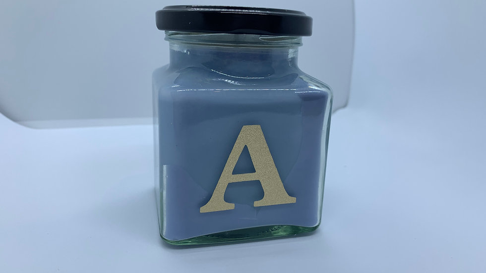 Letter Frankincense Candle - 280ml