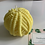 Thumbnail: Knitted Ball Candle