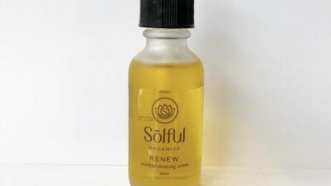 Solful Organics Renew Face Serum