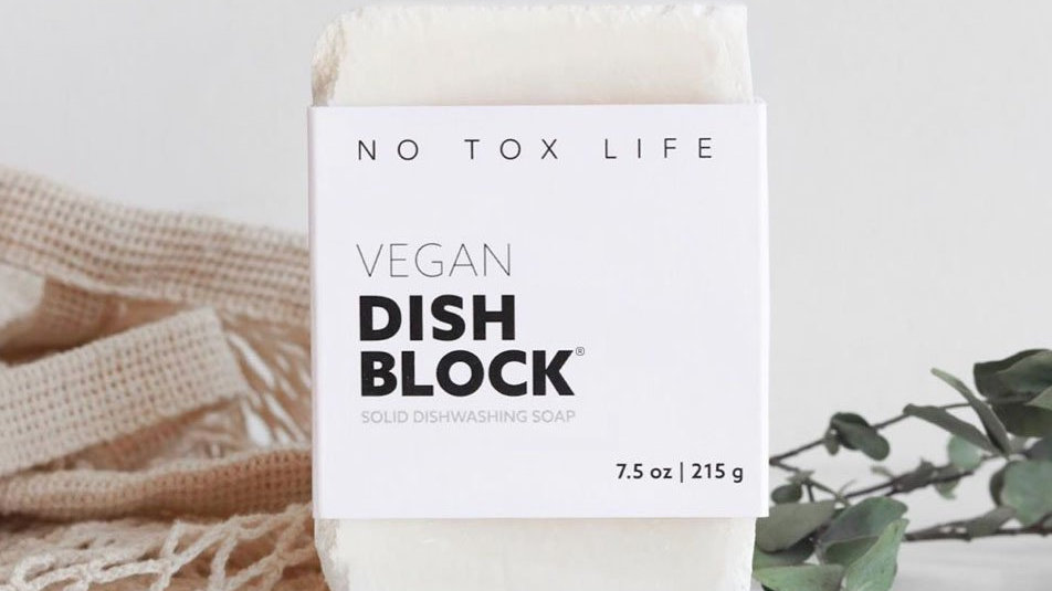 No Tox Life Dish Washing Block 7.5oz