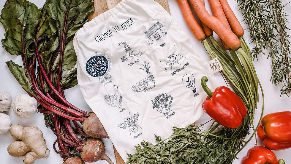 Your Green Kitchen Produce Bag