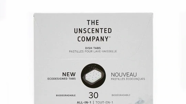 The Unscented Company Dish Tabs Bulk