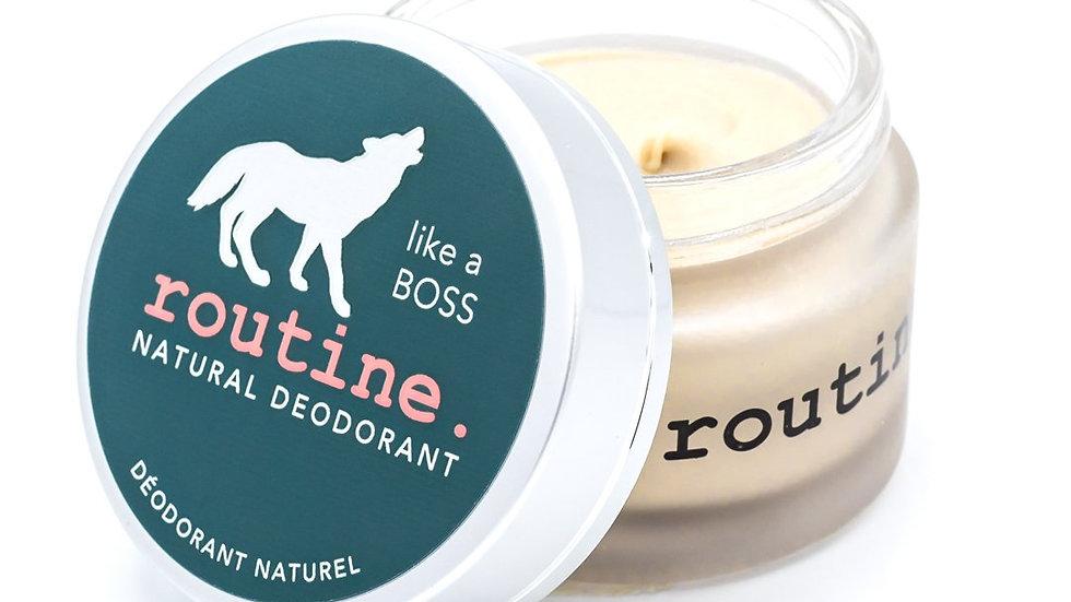 Routine: Like a Boss