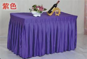 枱布款色 - 紫色
