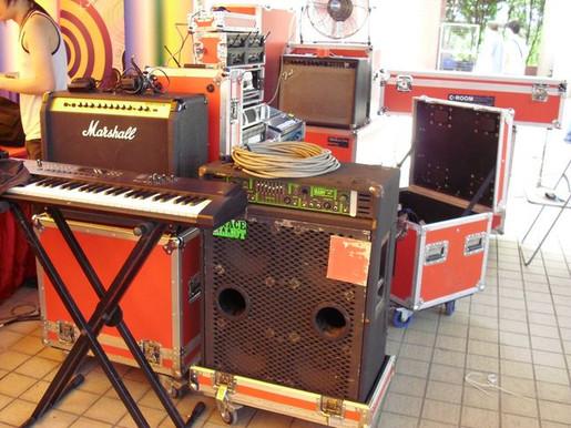 舞台音響設備