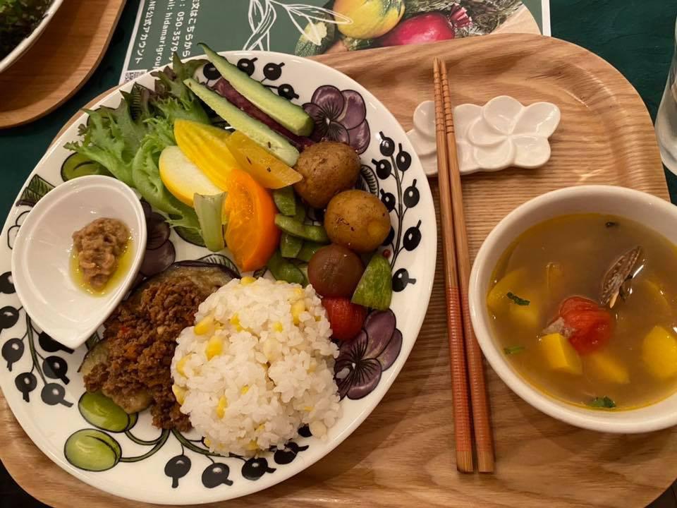 10月31日(日)マーサのジビエ料理&AngeYumiの瞑想会