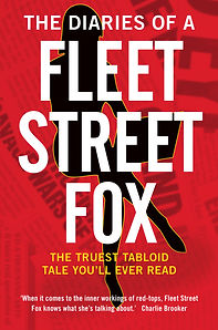 Diaries of a Fleet Street Fox front.jpg