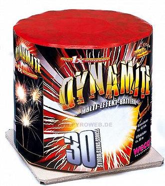 Dynamite Batterie