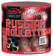 Russian Roulette 14 Schuss