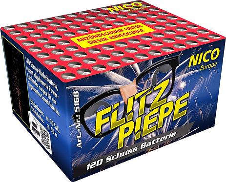 Flitzpiepe 120 Schuß
