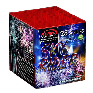 Sky Rider 28 Schuss