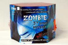 Zombie u. Fire Box 37 Schuß