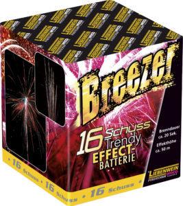 Breezer Batterie 16 Schuss