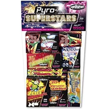 Pyro Superstars 10er Beutel
