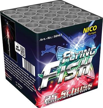 Flying Fish 25 Schuß