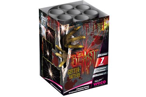 Beast Batterie 7 Schuss