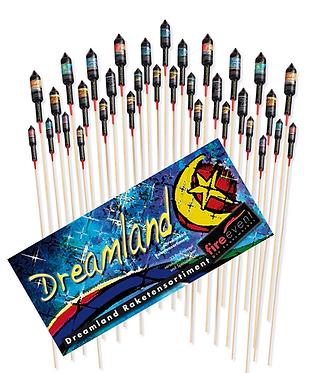 Dreamland 33 Raketen