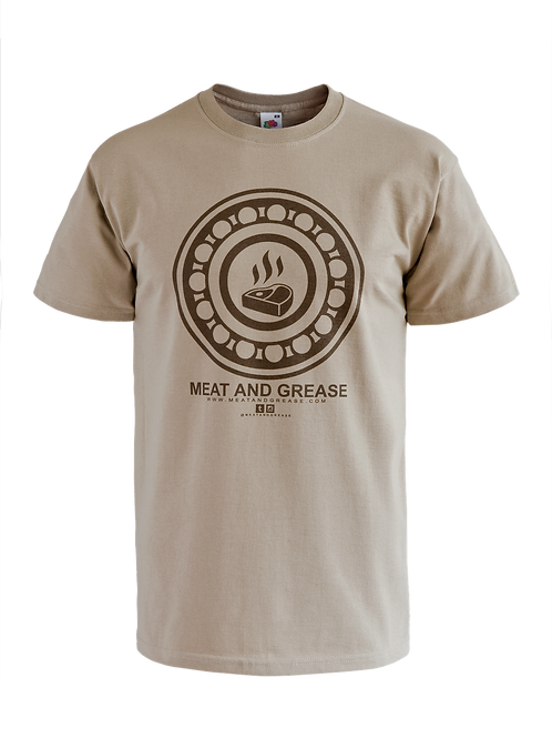 Meat and Grease - Winter T-shirt
