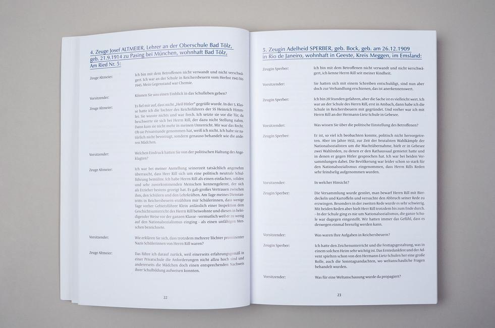 Publikation und Dokumentarstück
