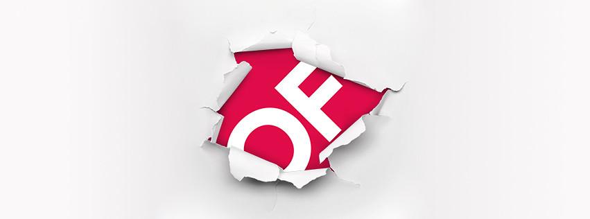 OF Logo Anwendung