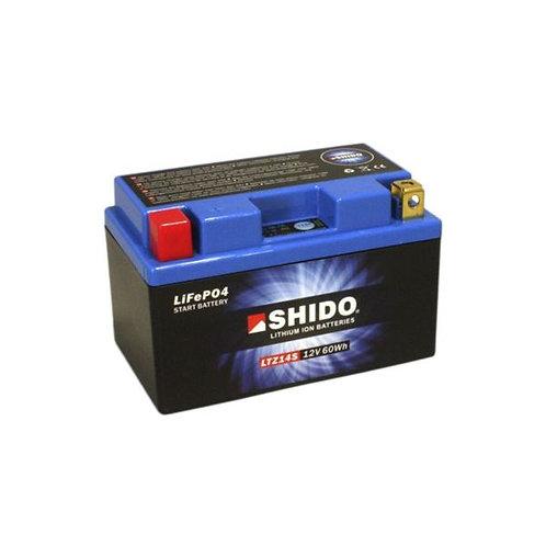 SHIDO Lithium-Ion batterij LTZ14S