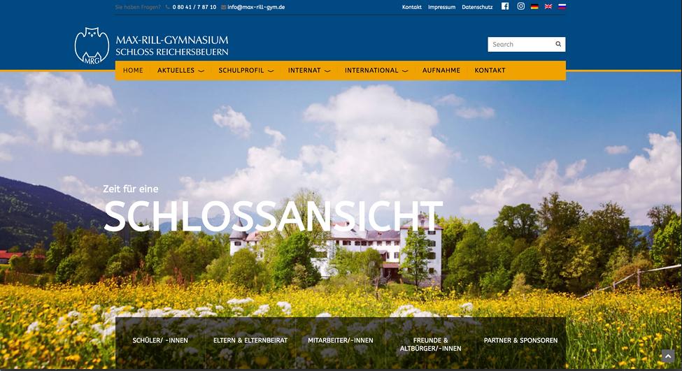 MRG Homepage Startseite