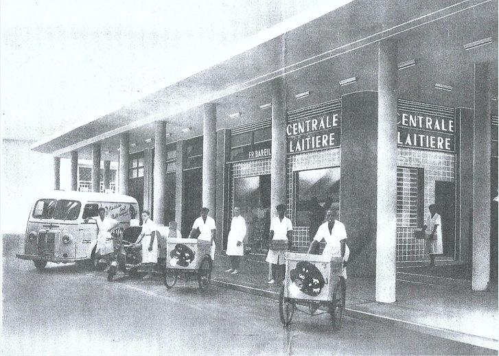 photo laiterie historique dakar