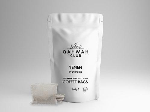Yemen - Iryani Mokha Coffee Bags