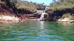 Foz da Lagoa Azul