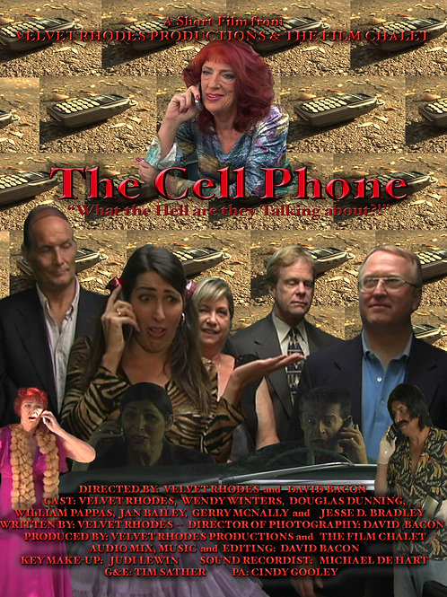 The Cell Phone DVD