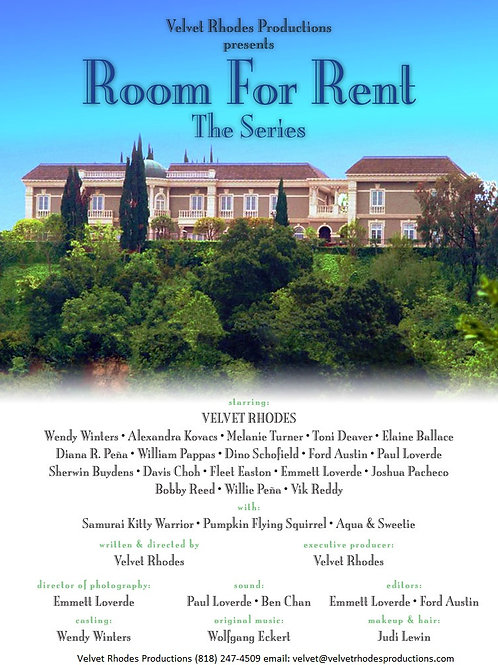 Room For Rent The Series Episode 3