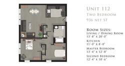 Unit Plans - 2 BR.JPG