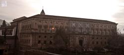 Palacio de Carlos V - Granada