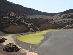 Laguna Verde - Lanzarote