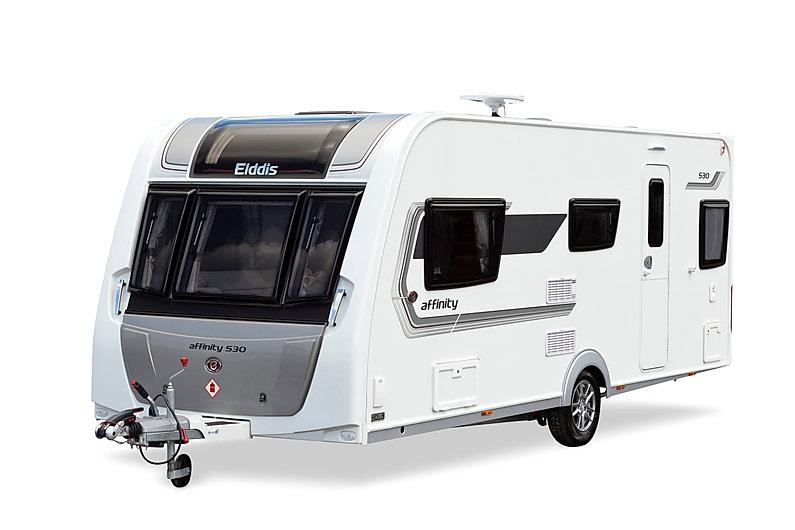 Elddis Caravan Mattress
