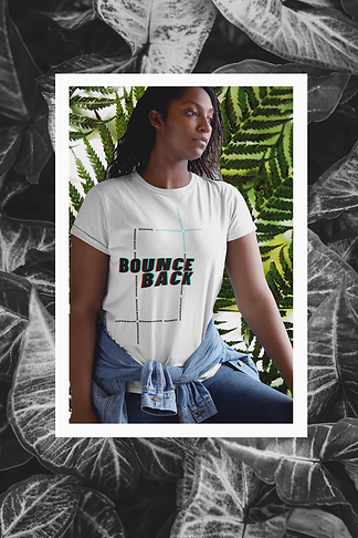 mockup-of-a-woman-in-a-t-shirt-featuring