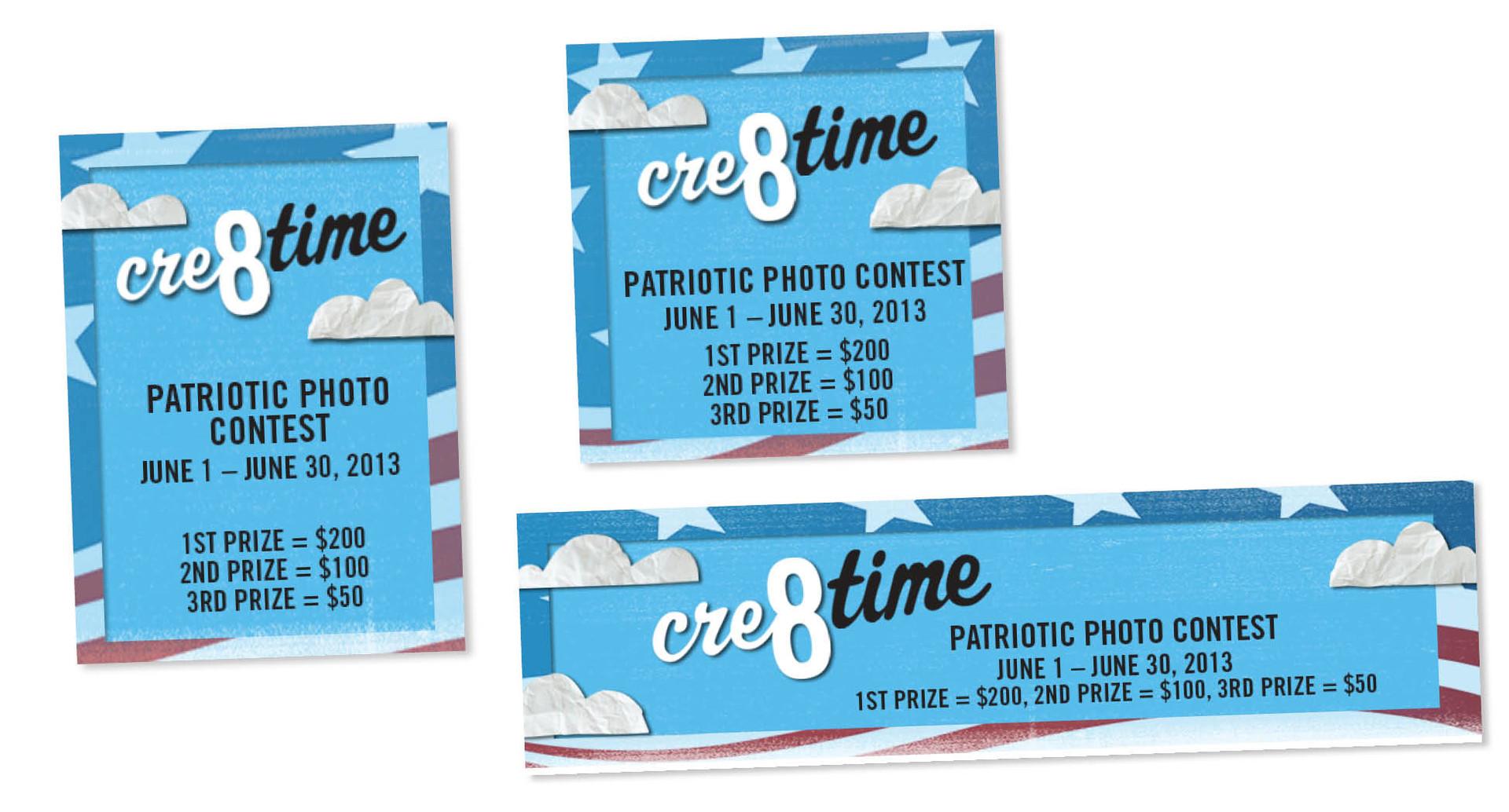 Cre8time instagram/social media ads