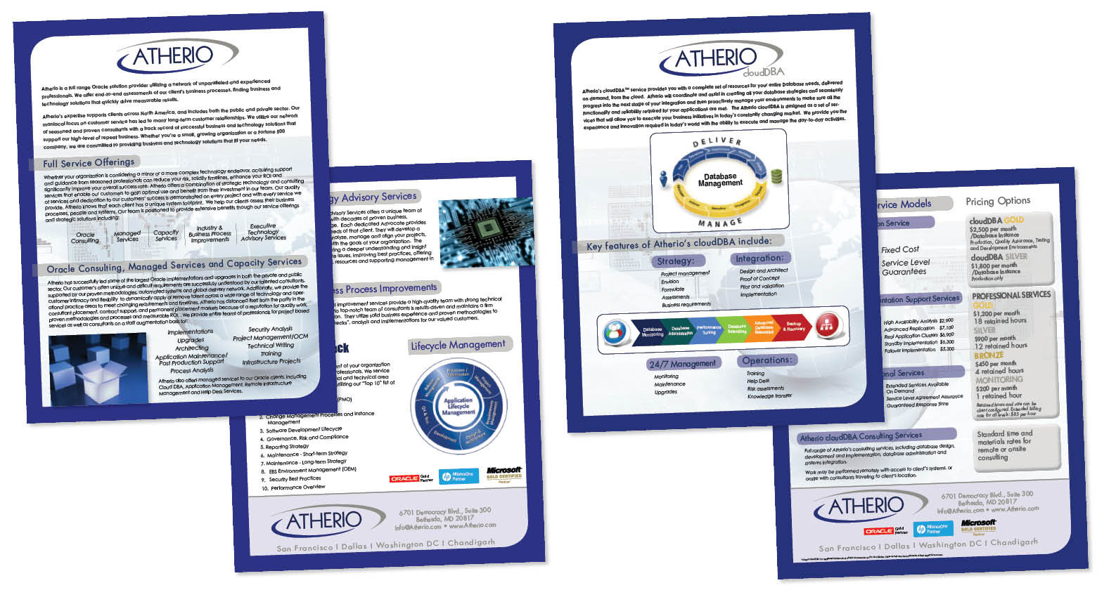 Atherio White Papers