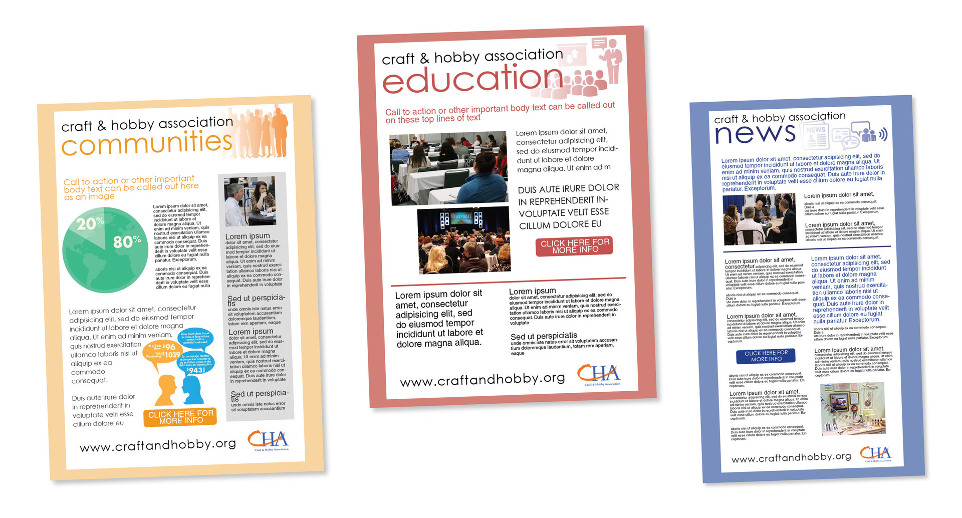 CHA Email Newsletter Series 2