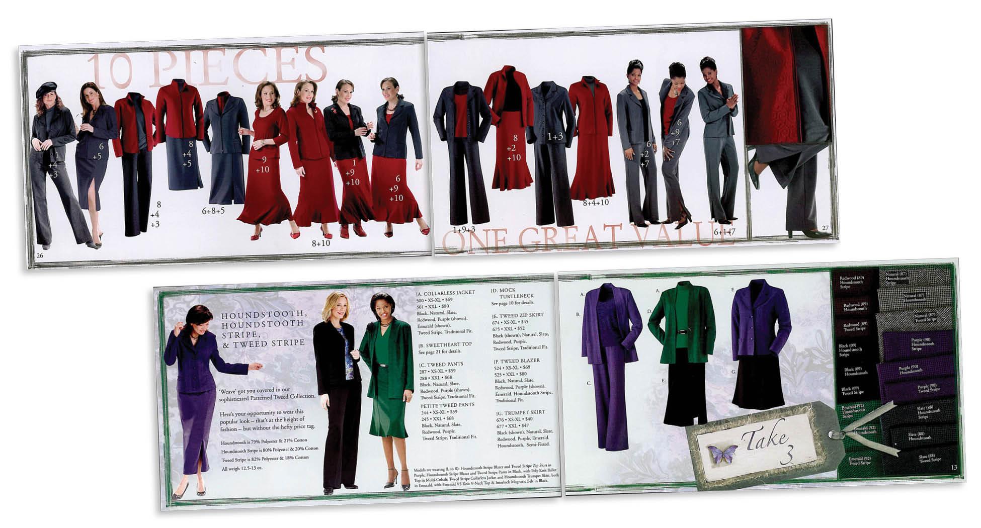 WEEKENDERS USA, INC. - catalog 2