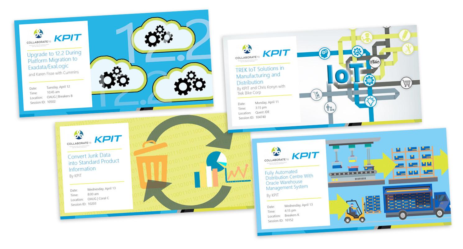KPIT Social Media Ad Series
