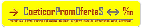 Coeticor Promofertas
