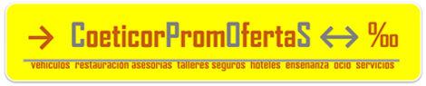 Coeticor Promofertas